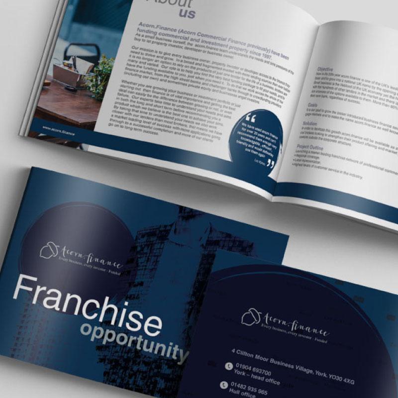 Acorn Finance brochure